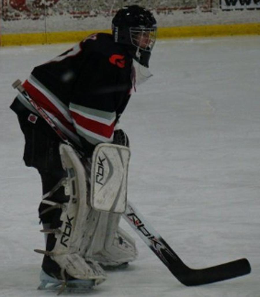 Protsman Cory Heinz Hockey