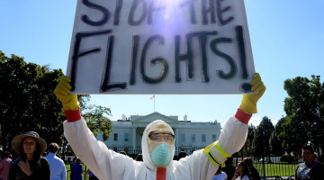 Airlines and the CDC Oppose Ebola Flight Bans - DC
