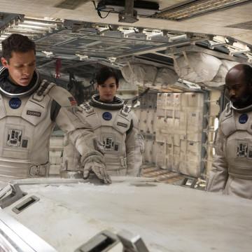 In 'Interstellar,' Nolan creates an intimate space epic