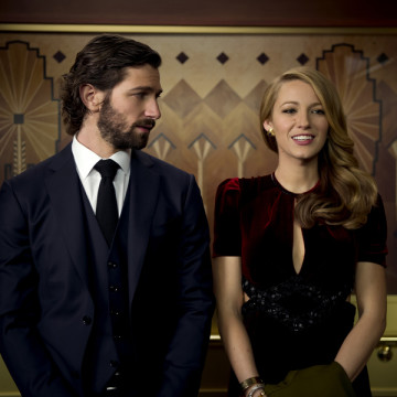 "Blake Lively and Michiel Huisman star in ""The Age of Adaline."" The movie premiered Friday, April 24."