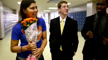 "Every year students plan their ""promposals"" for their friends or significant others. This year, some students went all-out to get their dates' attention."