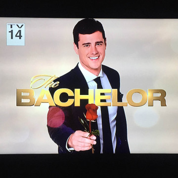 The Bachelor airs every Monday night. This is the 20th season and the current Bachelor is from Indiana.