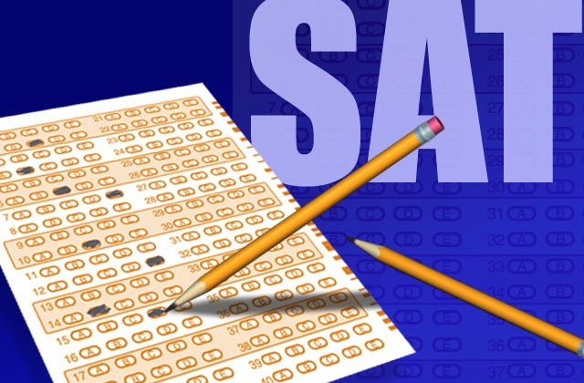 Graphic to be used with stories about the SAT's which are used by colleges for admissions. Photo used with limited license.