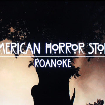 "The promo for ""American Horror Story: Roanoke"" plays before every episode airs. The first episode of the season premiered on Sept. 14."