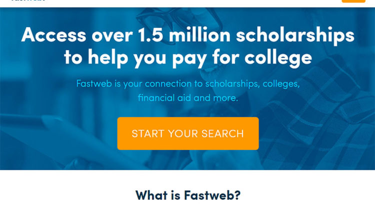Fastweb.com is one of the most common websites for scholorships. Students have used the websites in the past to apply for many financial aid opportunities.