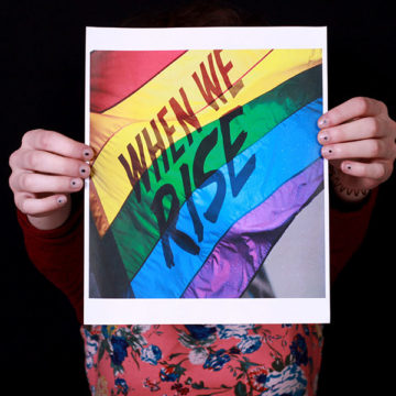 """""""When We Rise"""" is a miniseries that tells stories from members of the LGBTQIA+ community. The series premiered on ABC on Feb. 27."""
