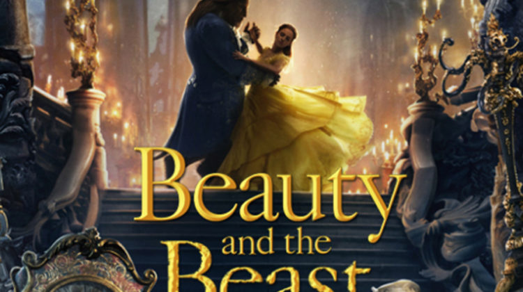 Belle (Emma Watson) and Beast (Dan Stevens) dance with each other during a musical number. The movie had many songs that can be found in the original Disney version.