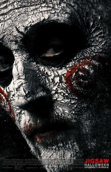 "Jigsaw"" is one of the many movies in the Saw series. The movie was released on Oct. 27. Picture credit CineMaterial."