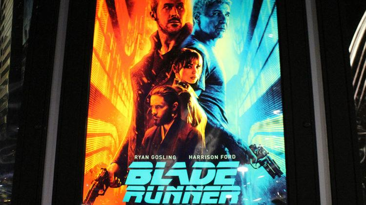 """Blade Runner 2049"" is a fantastic film starring Ryan Gosling and Harrison Ford. It was released on October 6, 2017, and was immediately praised by many critics upon its release."
